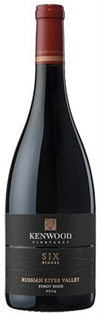 Kenwood Pinot Noir Six Ridges 750ml
